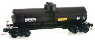 Single Dome Tankcar N