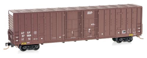 60' Boxcar N