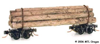 Logging Cars N