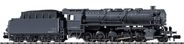 Dampflokomotiven N