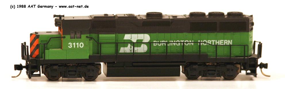 EMD GP50-2