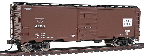 40` Boxcars H0