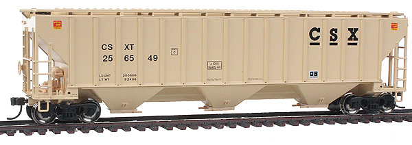 Thrall 4750 Cov. Hopper H0