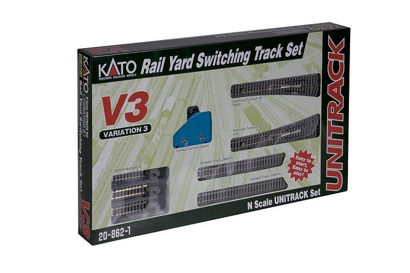 Kato N Unitrack Sets
