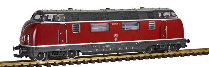 Lokomotiven G - Europa