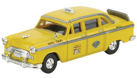Checker Cab NY