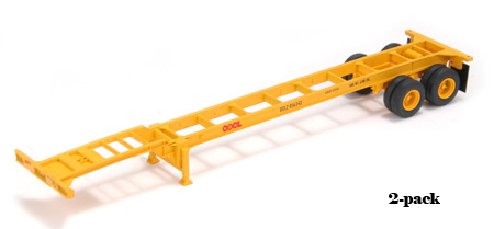 40` Container Chassis