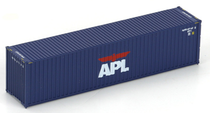 40' Container H0