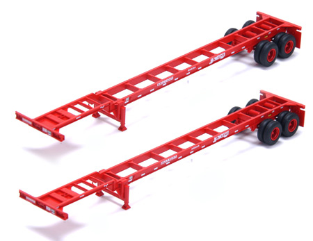 45` Container Chassis