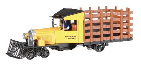 Rail Truck 0n30