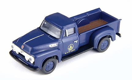 1950s Ford Trucks H0