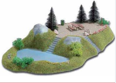 Landschaftsbau H0