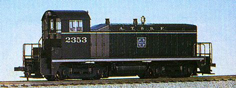 EMD NW-2