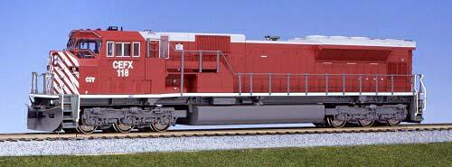 EMD SD90/43MAC