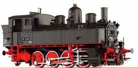 Dampflokomotiven H0