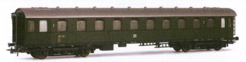 Personenwagen H0