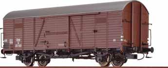 Gueterwagen H0