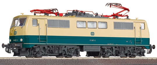 E-Lokomotiven H0