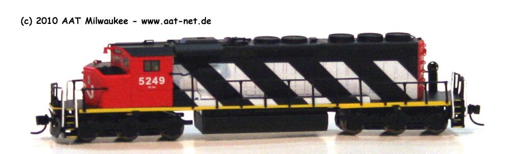 EMD SD40-2W