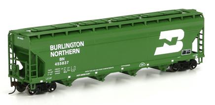 4-Bay Centerflow Hopper H0