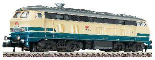 Diesellokomotiven N