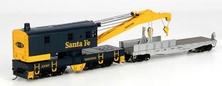 250t Crane & Tender H0