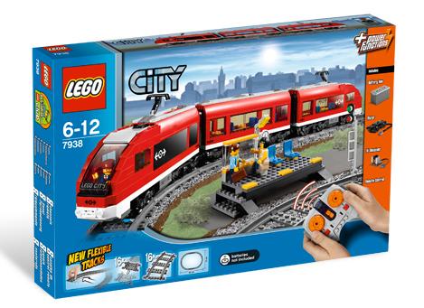 LEGO Eisenbahnsets