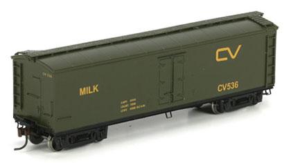 40` Pfaudler Milkcar H0