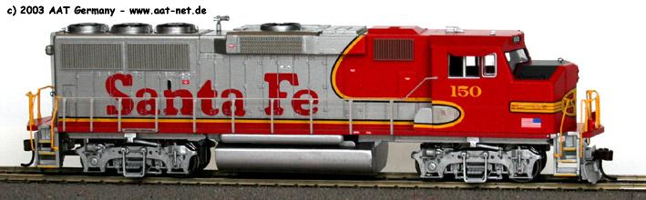 EMD GP60M