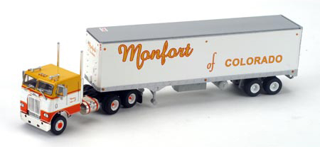 Freightliner Trucks H0