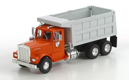 Dump Trucks H0
