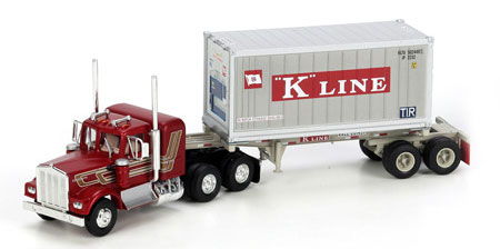 Kenworth Trucks H0
