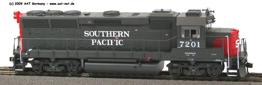 EMD GP40X