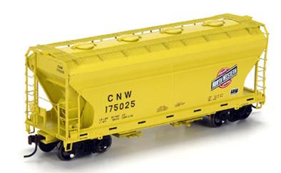 ACF 2970 2-Bay Hopper H0