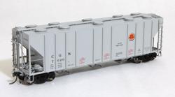 PS-2 4000 Cov. Hopper H0