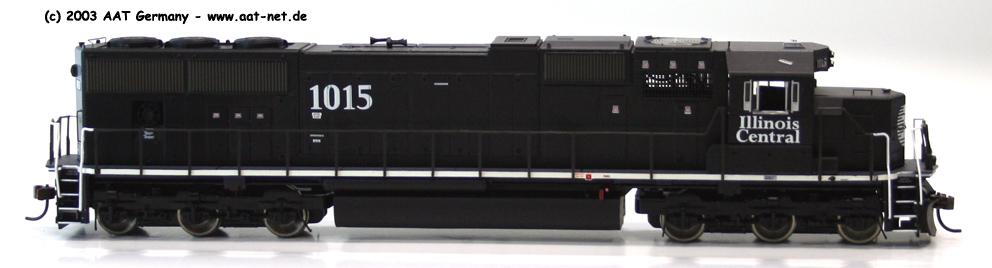 EMD SD70/SD75 Series