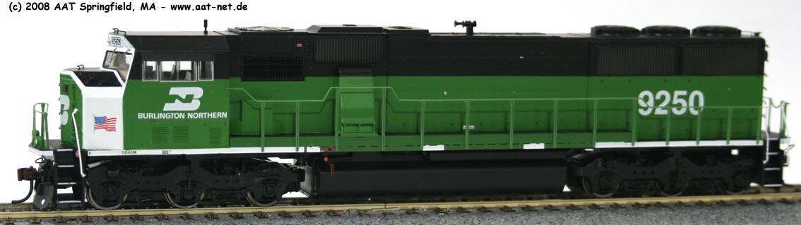 EMD SD60M Series