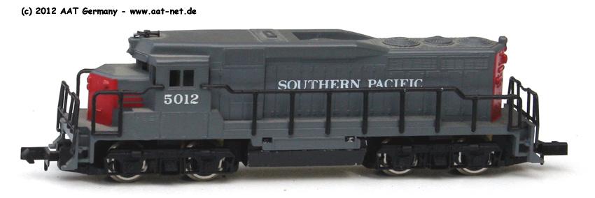 Diesel Locomotives N