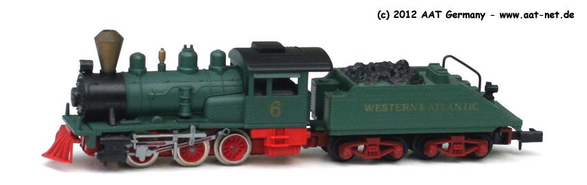 Steam Locomotives N