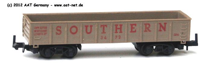 Freight Cars N