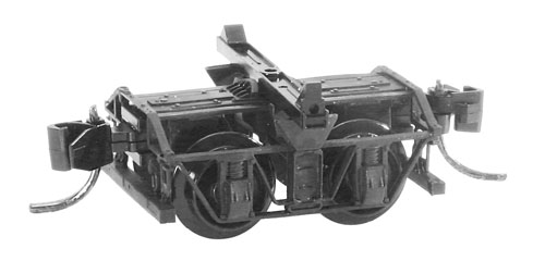 Disconnect Log Car