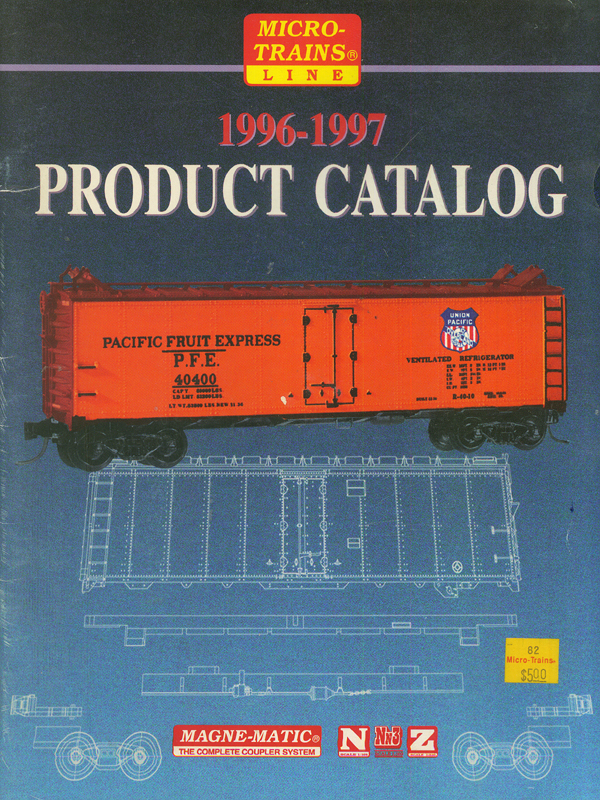 MTL Product Catalog 1996-1997