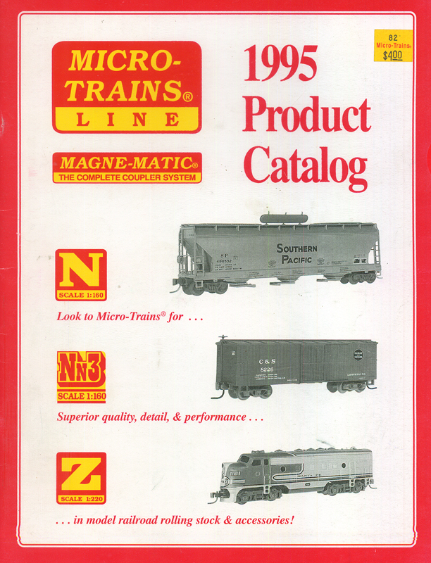 MTL Product Catalog 1995
