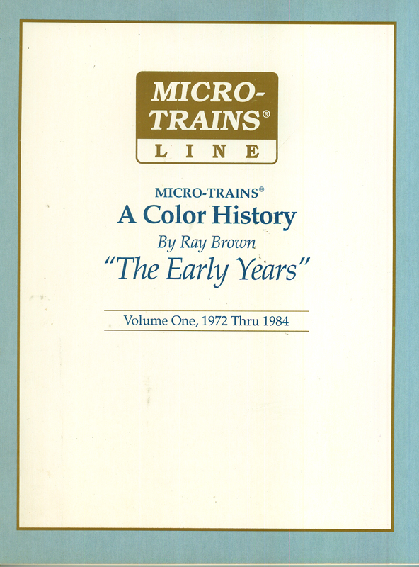 MTL Color History - The Early Years, Vol. 1 1972 - 1984