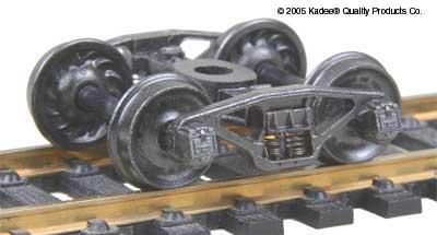 PRR 50t 33 Trucks