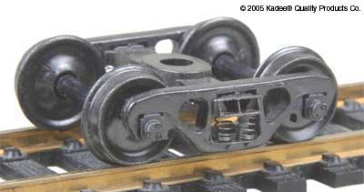 Barber 70t Roller Bearing 33 Trucks
