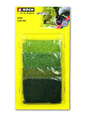 olive, hellgrün, mittelgrün, dunkelgrün