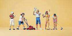 Hobbygärtner