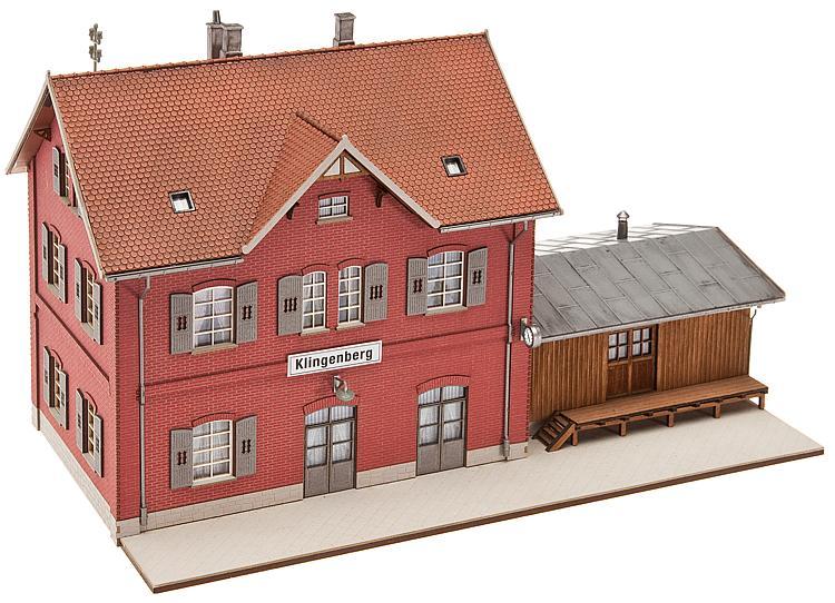 Bahnhof Klingenberg