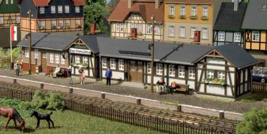Bahnhof Barthmühle